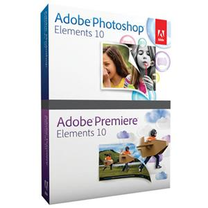 Adobe Photoshop Elements 10.0 and Premiere Elements 10.0 Bundled Software 65136565