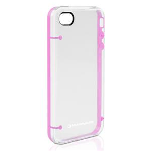 Marware Duo Shell Universal Case for iPhone 4, Pink: Picture 1 regular