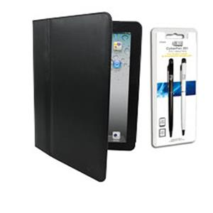 Adesso ACS-120 Designer Case and 2-in-1 Stylus Pen ACS-120FB