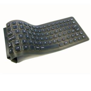 Adesso Flexible Mini USB Keyboard AKB-210