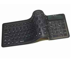 Adesso Flexible Compact USB Keyboard AKB-220