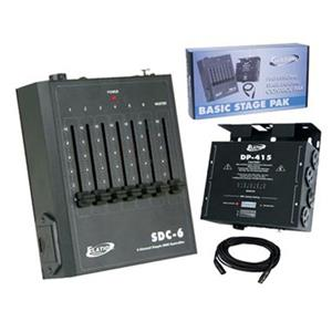 American DJ Basic Stage Pak Lighting Controller Package