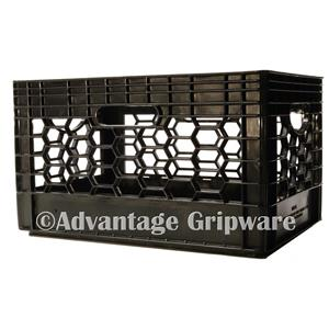 Advantage Gripware 6 Gallon Milk Crate MC191349