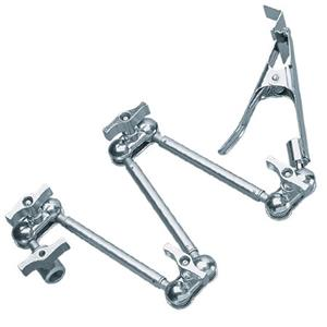 Avenger Chrome Articulated Arm D300