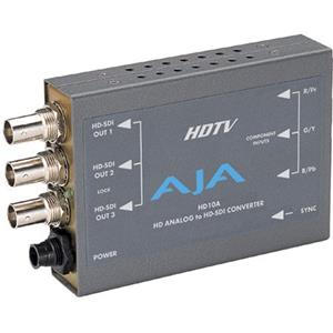 AJA HDTV 10-bit Analog-to-Digital Converter f/12 Volts: Picture 1 regular