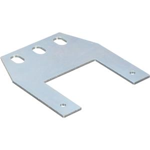 AJA Flat Metal Rack Mount Bracket RMB