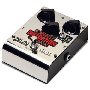 Akai Drive3 Distortion Analog Custom Shop Guitar Pedal DRIVE3 DISTORTION