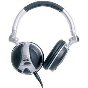 Akg K-181DJ Professional DJ Monitoring Closed-back Headphone 3103H00010