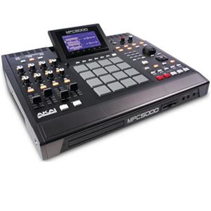 Akai MPC5000 Sampling Workstation: Picture 1 regular