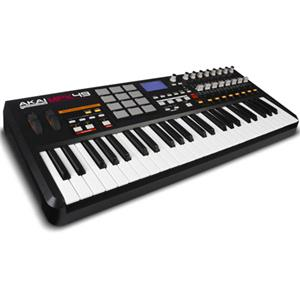 Akai MPK49 USB/MIDI Performance Keyboard MPK49
