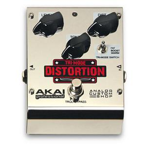 Akai Tri-Mode Distortion Guitar Effects Pedal: Picture 1 regular