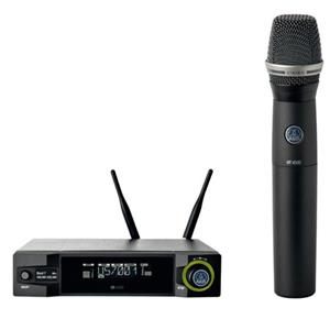 AKG WMS4500 D7 Set Band 8 EU/US/UK/AU Professional Wireless System 3205X00300