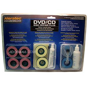 Aleratec DVD / CD Disc Repair Plus Refill Value Pack: Picture 1 regular