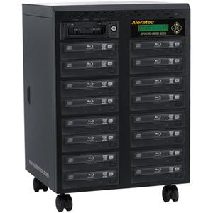 Aleratec 1:15 Blu-Ray DVD CD Tower Publisher SLS Duplicator: Picture 1 regular