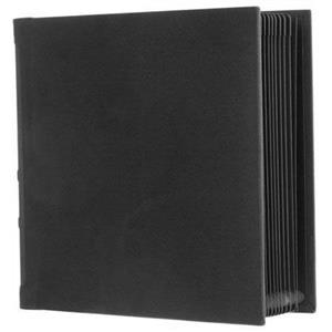 Flora Valencia, Library Bound Album, 20-10x10in,Blk/Blk: Picture 1 regular