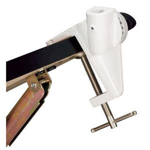 Alvin Heavy-duty Adjustable Clamp, Designed for CL1755, ML255 & Fl655 - White: Picture 1 regular