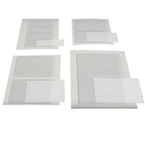 Archival Methods Adhesive Back Vinyl Label Holders 371372