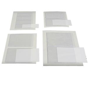 Archival Methods Adhesive Back Vinyl Label Holders 37695
