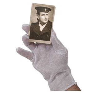 Archival Methods Light Weight Cotton Gloves Small