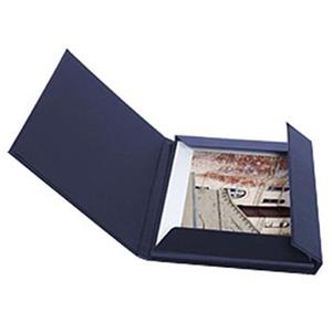 Archival Methods Print Folio, 11.25x17.25in, Navy Blue: Picture 1 regular