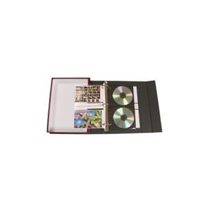 Archival Methods S-Series Accent 3-Ring Binder Box Kit 8756CD2