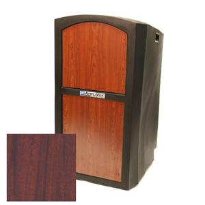 AmpliVox Pinnacle Multimedia Hard Shell Plastic Podium SN3250-MH