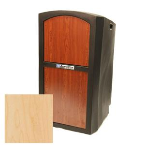 AmpliVox Pinnacle Multimedia Hard Shell Plastic Podium SN3250-MP