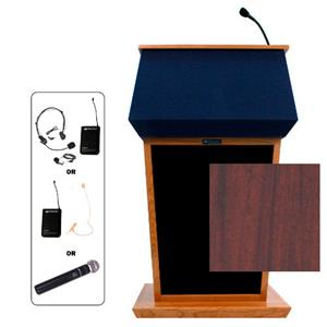 AmpliVox SW3040 Wireless Patriot Lectern SW3040-MH-L