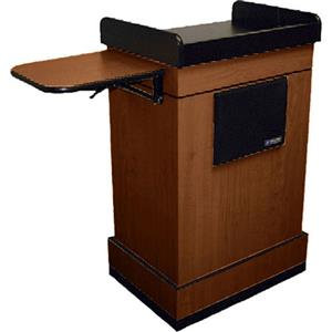 AmpliVox SW3230 Wireless Multimedia Computer Lectern SW3230-MH-L