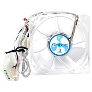 Antec TriCool 80mm Double Ball Bearing 3 Speed Case Fan TRICOOL80MMDBB