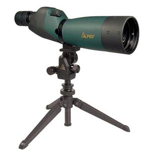 Alpen 20-60 x 80 Straight Spotting Scope, Nylon Case: Picture 1 regular