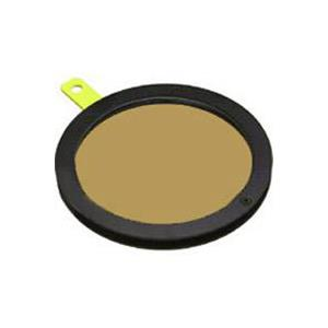 "Arri 3/4 Orange CTO Color Correcting 3"" Glass Filter. 501321"