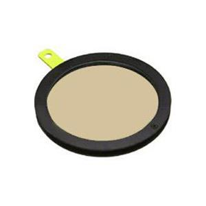 "Arri 1/4 Orange CTO Color Correcting 3"" Glass Filter. 501323"