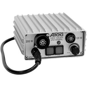 Arri 125 / 200 Watt DC Electronic Ballast: Picture 1 regular