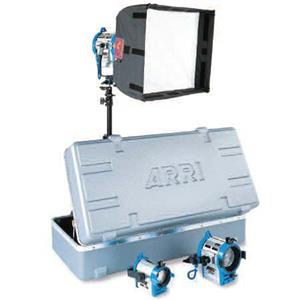 Arri Softbank D1 Tungsten Fresnel Lighting Kit 571860