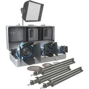 Arri Softbank D4 Four Light Tungsten Fresnel Kit (220VAC) 571863W