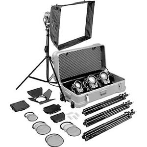Arri Softbank I Tungsten 4 Light Kit 571884P