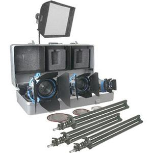 Arri Softbank D3 Three Light Tungsten Fresnel Kit 571962W