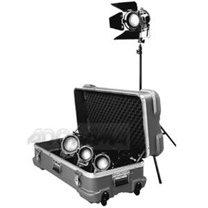 Arri 2600 Watt Tungsten Fresnel Lighting Kit, 2600W: Picture 1 regular