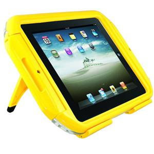 Aryca Rock Waterproof Case for Apple iPad 1, iPad 2, iPad 3 & iPad 4, Yellow: Picture 1 regular