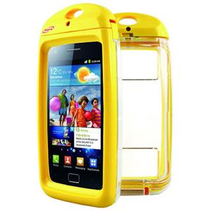 Aryca Tide Waterproof Case for 4G Smart Phones, Yellow: Picture 1 regular
