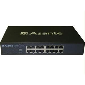Asante FriendlyNET FS4116R 16-Port 10/100 Fast Ethernet Switch 99-00708