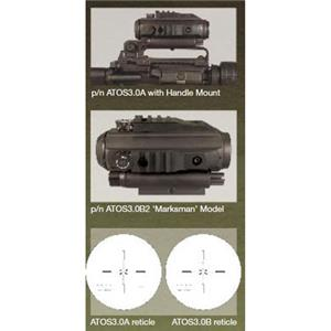 ELCAN Armament ATOS3 Combat Sight, 5.56 Extrl Ballistic: Picture 1 regular