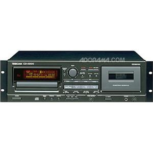 Tascam CD-A550 Rackmount CD Player/Cassette Recorder: Picture 1 regular