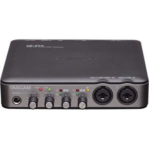 Tascam US-200 2 Input/4 Output USB 2.0 Audio/MIDI Interface US-200