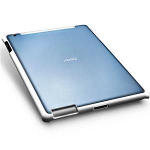 AViiQ Smart Case for Apple iPad 2, White Trim/ Blue: Picture 1 regular