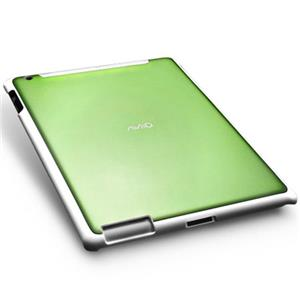 AViiQ Smart Case for Apple iPad 2, White Trim/ Green: Picture 1 regular