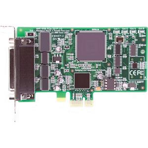 Axxon EPP/ECP Parallel Port + Dual RS232 Serial PCI Express Controller Card LF650KB