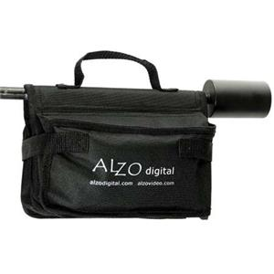 Alzo Digital Heavy Duty Canvas Saddle Bag Style Sand Bag, Empty - 30 lbs Max: Picture 1 regular