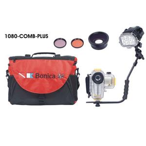 Bonica Snapper Dive 1080P HDDV Camera Combo Plus 1080COMBPLUS